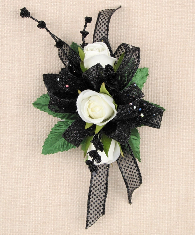 Sweetheart Rose Corsage