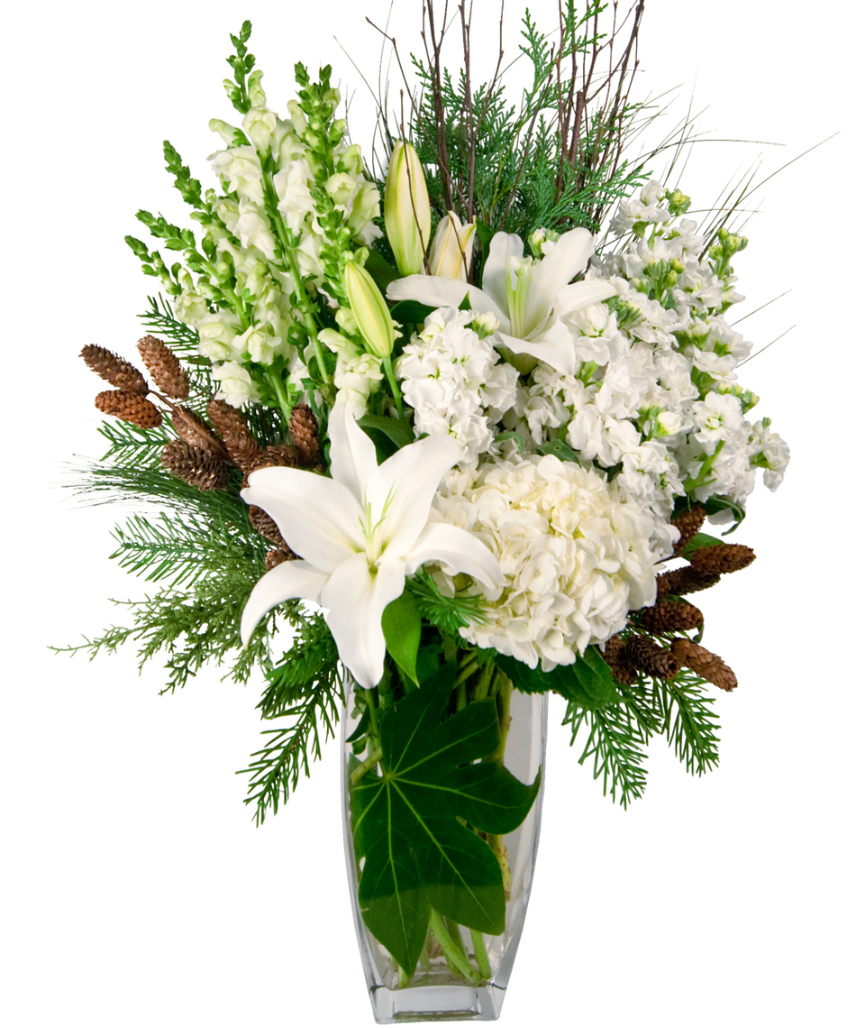 New Year's Bouquets