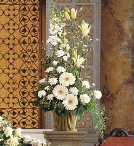 White Impressions by Mancuso's Florist
