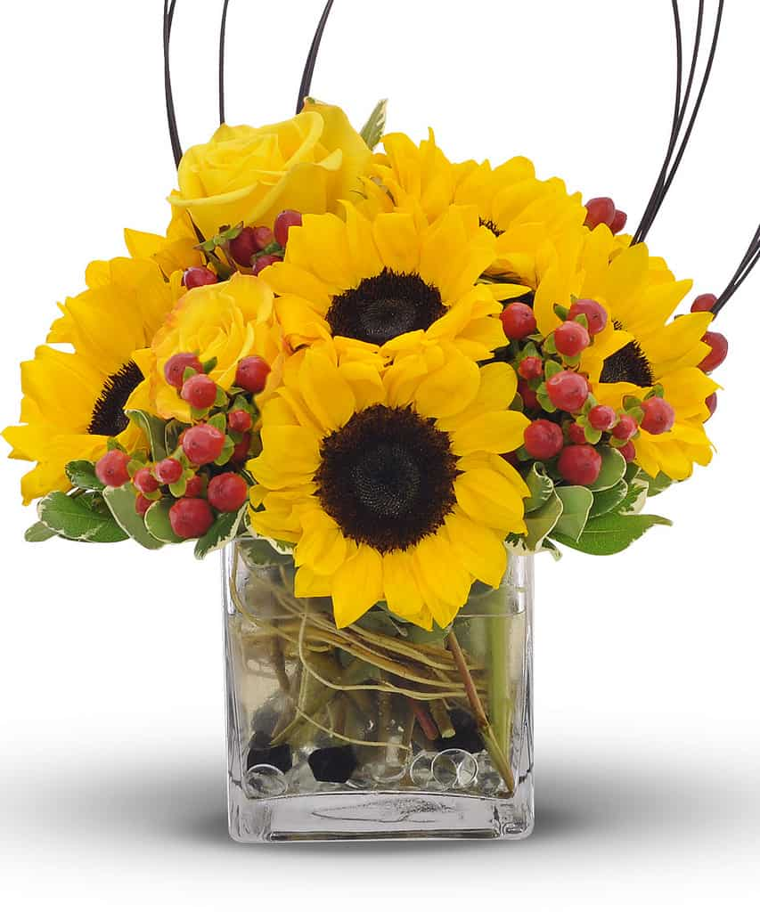 Great Get Well Floral Bouquet